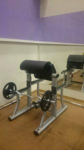 Biceps trener