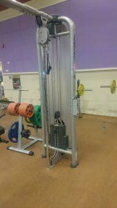 Liten Jungel treningsapparat