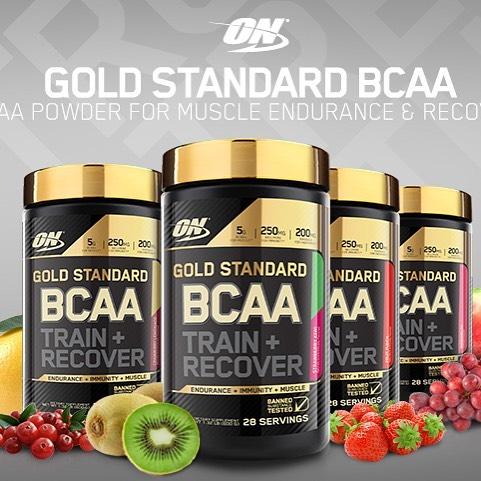 BCAA sold standard