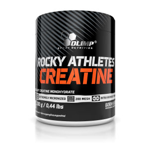 Rocky athlete creatine